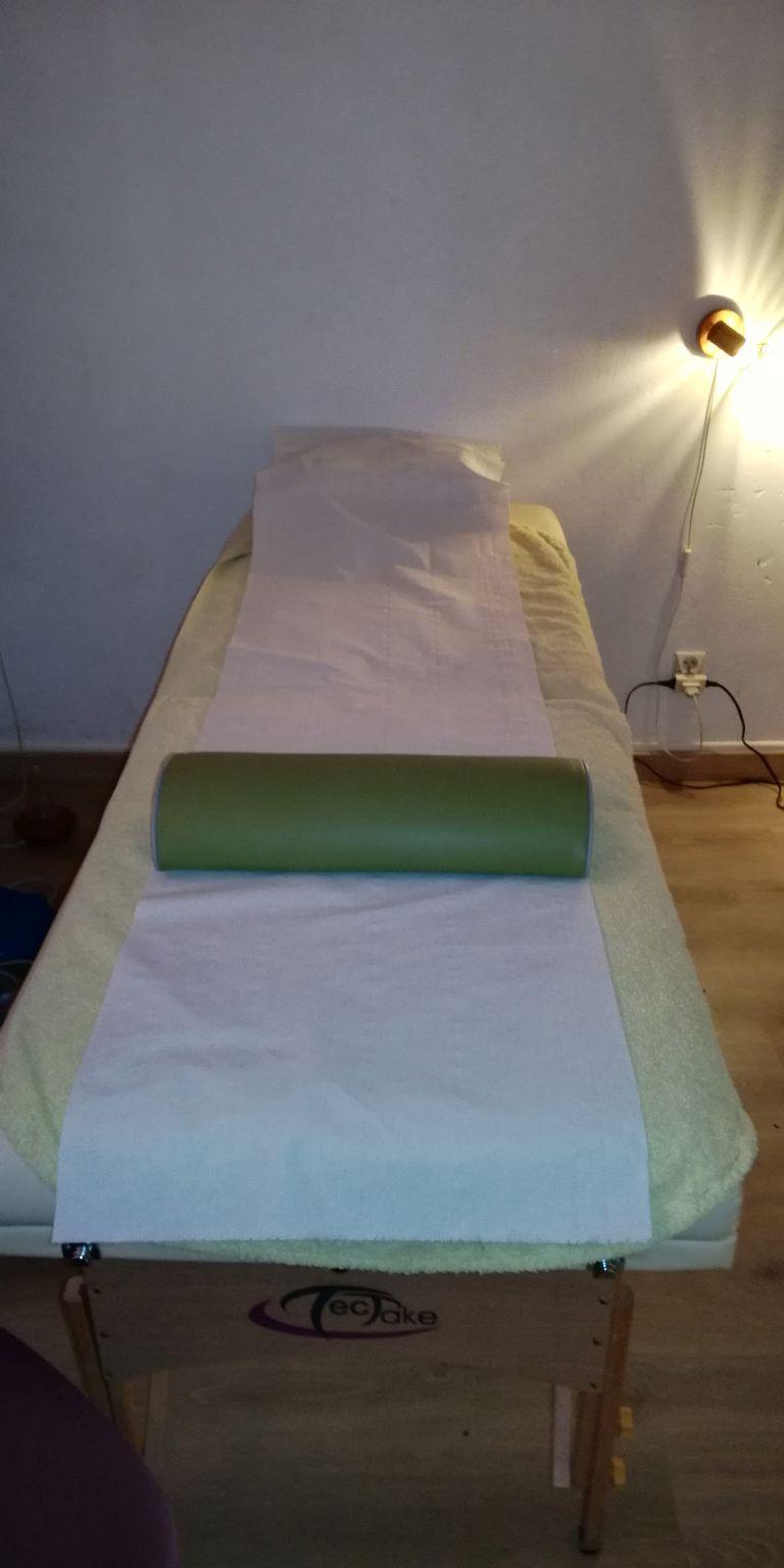 Le cabinet - salle de massage 1